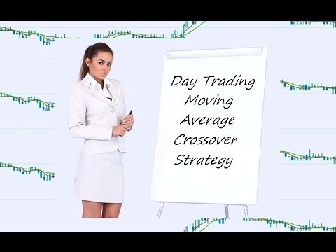 Trading stocks options with moving averages